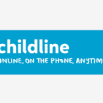 Childline online safety logo
